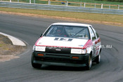87065 - Bob Holden & Gary Willmington, Toyota Sprinter - Sandown Castrol 500 1987 - Photographer Peter D'Abbs