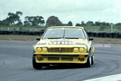 86081 - Colin Bond, Alfa GTV6  - Sandown Castrol 500 1986 - Photographer Peter D'Abbs