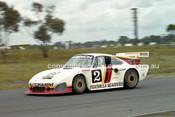 86071 - Rusty French, Porsche 935 - Sandown 1986 - Photographer Peter D'Abbs