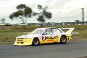 86067 -  Rob Jolly, Commodore VH - Sandown 1986 - Photographer Peter D'Abbs