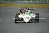86063 -  Mark McLaughlin, Elfin 852, Cheetah Mk 8 - Sandown 1986 - Photographer Peter D'Abbs