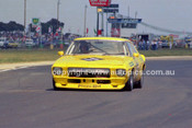 81102 - Peter Finch, Holden Monaro - Calder 8th November 1981 - Photographer Peter D'Abbs