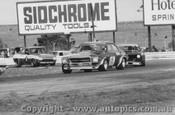 77027 - Tino Leo Holden HQ Kingswood / D. Jarrett Chev Camaro / A. Braszell Ford Escort - Calder 1977