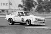 78106 - Jim Smith Torana V8 - Calder 6th August 1978 - Photographer Darren House