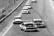 77854  - Allan Moffat / Jackie Ickx & Colin Bond / Allan Hamilton  - Ford Falcon XC - First Lap Bathurst  1977