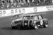 72475 - #11 Graham Littlemore, Clubman Mini & #14 John Lawes, Morris Mini - 25th June 1972 - Oran Park - Photographer Lance J Ruting