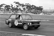 70696 - Brian Sampson, Hillman Imp - Calder 18th March 1970 - Photographer Peter D'Abbs