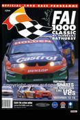 736 - Bathurst Programme Cover 1998 - V8