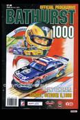 733 - Bathurst Programme Cover 1996