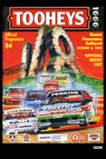 731 - Bathurst Programme Cover 1994