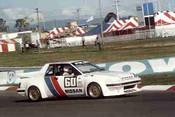 83744 - Christine Gibson Nissan Pulsar EXA Turbo  - Bathurst 1983