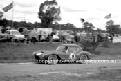 60105 - John Raeburn, Bucanan Special  - Templestowe Hill Climb 25th September 1960 - Photographer Peter D'Abbs