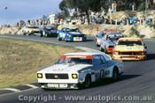 76026 -  Geoghegan  Holden Monaro / Richards Mustang - Amaroo Park 1976