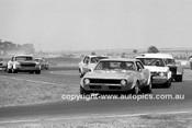 74155 - John Kay, Chev Camaro - Calder 17/3/1974  - Photographer Peter D'Abbs