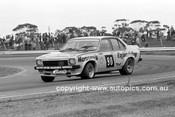 74158 - PeterJanson, Holden Torana - Calder 20/101974  - Photographer Peter D'Abbs