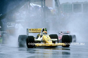 89552 - Pierluigi Martin, Minardi M198 -  Australian Grand Prix Adelaide 1988