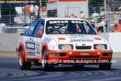 91041 - Bryan Sala, Sierra RS 500 - Bob Jones, Commodore - Adelaide 1991 - Photographer Ray Simpson