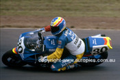 92050 -  Mick Doohan, Yamaha - Easter Creek 1992 - Photographer Ray Simpson