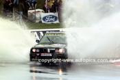 96746 - Bob Holden & Dennis Rogers, BMW E30 - Bathurst 1996 - Photographer Marshall Cass