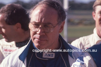 900109 - Allan Moffat - Photographer Ray Simpson