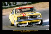71004-1S - Norm Beechey, Monaro - Oran Park 1971 - 12x18 $10