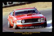71003-1S - Allan Moffat Mustang - Oran Park 1971 - 12x18 $10