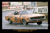 72838-1S - Leo Geoghegan, Valiant Charger E49 - Hardie Ferodo 500 Bathurst 1972 - 12x18 $10