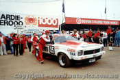78755 - P. Brock / J. Richards  - Holden Torana A9X - 1st Outright & Class A Winner  Bathurst 1978