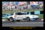 A. Moffat / K. Katayama - Bathurst 1983 - 2nd Outright - Mazda RX7   - 12x18 $10