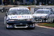 96033 - Peter Brock & Craig Lowndes   Holden Commodore VR  - Adelaide 1996