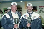 95050 - John Bowe and Dick Johnson Mazda RX-7 SP  1995 Eastern Creek 12 Hour - Photographer Lance J Ruting