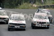 84527 - Tony Longhurst & Allan Grice, Alfa Sud - Amaroo Park 1984 - Photographer Lance J Ruting