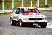 78754 - P. Brock / J. Richards  - Holden Torana A9X - 1st Outright & Class A Winner  Bathurst 1978
