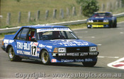 80728  -  Dick Johnson  -  Falcon  Bathurst  1980