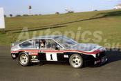 82082 -  Tony Edmondson Alfetta  V8  - Oran Park 1982
