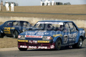 82081 - Dick Johnson, Falcon XE  - Oran Park 1982
