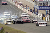 81128  - Tony Edmondson, Alfa Romeo - Australian Sports Car Championships Amaroo Park 1981 - Photographer Lance Ruting