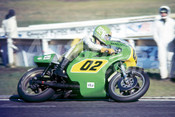 77084 - Gregg Hansford, Kawasaki - Sandown 1977