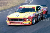 75092 - Jim Richards, Ford Mustang  - Amaroo 1975 - Photographer Lance J Ruting
