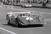 69366 - Frank Matich, SR4 - Sandown 1969 - Photographer Peter D'Abbs