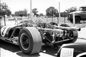 68259 - Denis Geary, Lola T70 - Hume Weir 1968 - PhotographerJohn Lindsay