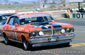71743 - Allan Moffat - Bathurst 1971 -1st Outright & Class E winner - Ford Falcon GTHO