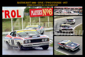 1161 One / Two Finish - Bathurst 1977 - Allan Moffat & Colin Bond