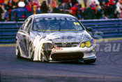 01790 - C. Lowndes & N. Crompton, Ford Falcon AU - Bathurst 2001 - Photographer  Marshall Cass