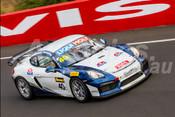 17050 - Aaron Mason, David Drinkwater, Adrian Watt - Porsche Cayman GT4 Clubsport  - 2017 Bathurst 12 Hour