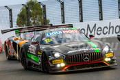 17044 - Craig Baird, Shane van Gisbergen, Maro Engel - Mercedes AMG GT3 - 2017 Bathurst 12 Hour