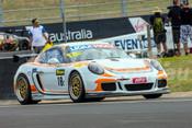 17042 - Charles Putman, Charles Espenlaub, Joe Foster - Porsche Cayman PRO 4 - 2017 Bathurst 12 Hour
