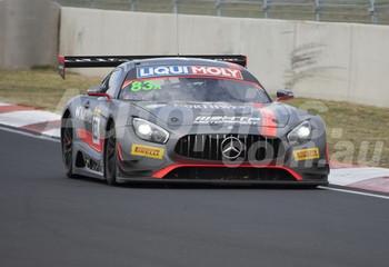 17041-a - Paul Dalla Lana, Pedro Lamy, Mathias Lauda, Bernd Schneider - Mercedes AMG GT GT3  - 2017 Bathurst 12 Hour