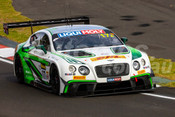 17041 - Steven Kane, Guy Smith, Oliver Jarvis - Bentley Continential GT3- 2017 Bathurst 12 Hour