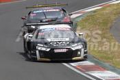 17028 - James (Dimitri) Koundouris, Theo Koundouris, Markus Marshall, Simon Evans - Audi R8 LMS  - 2017 Bathurst 12 Hour